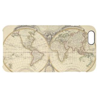 Doppelte Hemisphäre Durchsichtige iPhone 6 Plus Hülle
