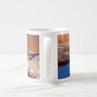 Doppelte Reflexionen Kaffeetasse
