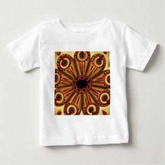 doppelte Ringe der Kreise Baby T-shirt