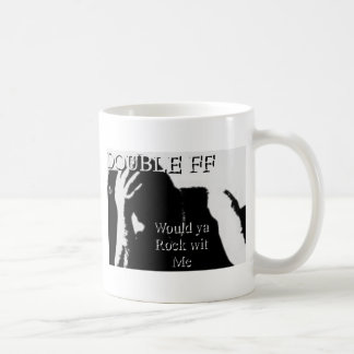 Doppelter FF-Morgenkaffee Kaffeetasse