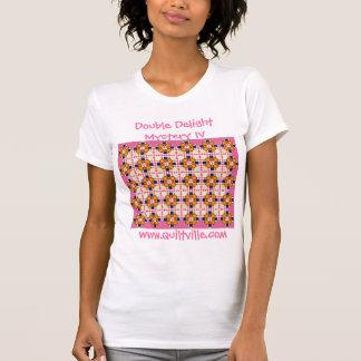 Doppelter Freuden-Geheimnis-T - Shirt