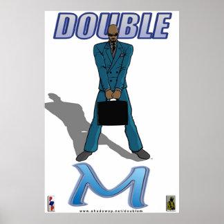 Doppeltes M Poster