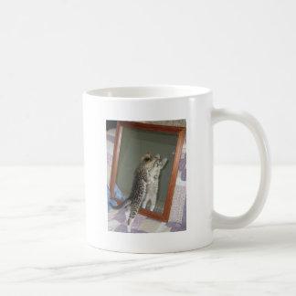 Doppeltes Problem Kaffeetasse