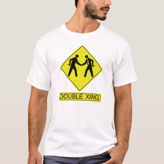 DOPPELTES XING T-Shirt
