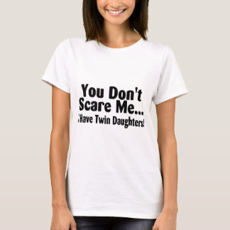 Doppeltöchter T-Shirt