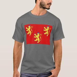 Dordogne-Flagge T-Shirt