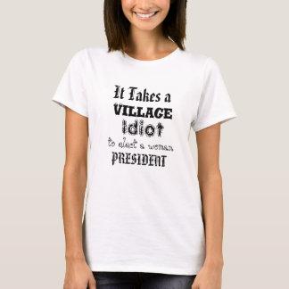 DORF-PRÄSIDENT T-Shirt