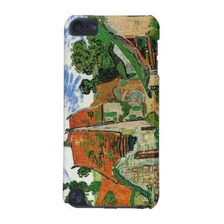 Dorf-Straße in Auvers durch Vincent van Gogh