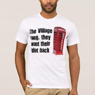Dorfidiot T-Shirt