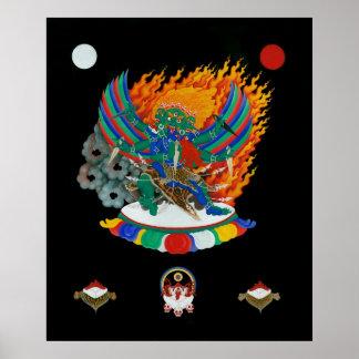 Dorje Phurba [Plakat] Poster