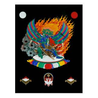 Dorje Phurba [Postkarte] Postkarte