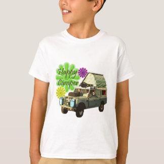 Dormobile glücklicher Mensch T-Shirt