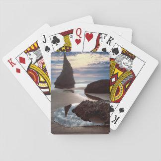 Dorn-Förmiger seastack   Spielkarten