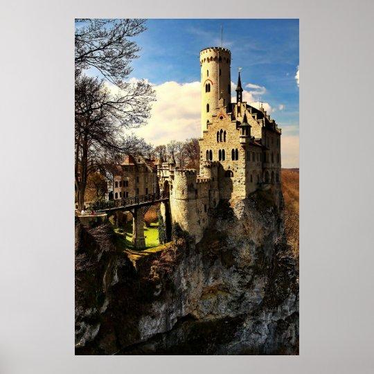 Dornröschenschloss Poster