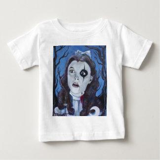 Dorothy und der Zauberer der Bewegungsstadt Baby T-shirt