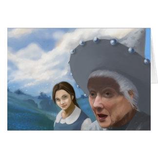Dorothy und Tattypoo Karte