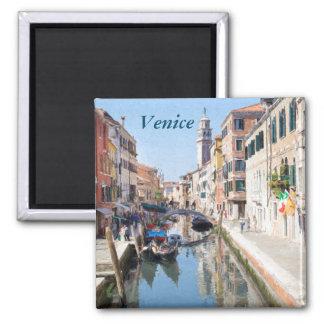 Dorsodoro, Venezia Quadratischer Magnet