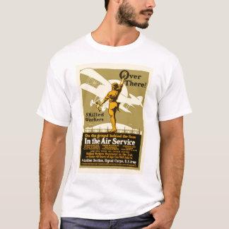 Dort!  Im Fluglinienverkehr T-Shirt