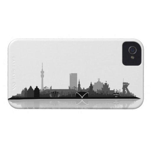 Dortmund Skyline iPhone 4/4s Schutzhülle / Case iPhone 4 Case-Mate Hüllen
