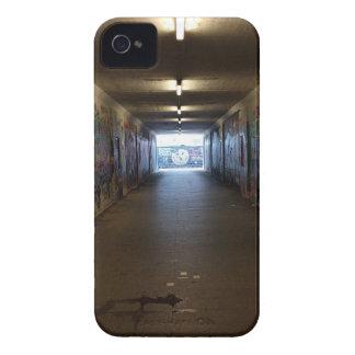 Dortmund U-Bahn Grafitti am Bahnhof iPhone 4 Hülle