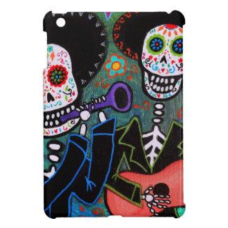 DOS Amigos Dia de Los Muertos iPad Mini Hülle
