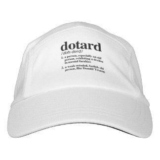 Dotard-Definition Headsweats Kappe