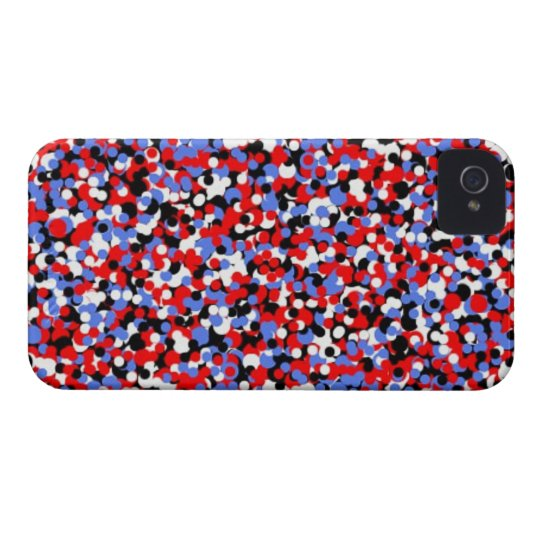 dotted iPhone 4 cover