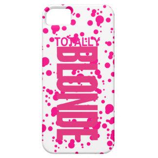 Dottie blonder rosa iPhone 5/5S Fall Hülle Fürs iPhone 5