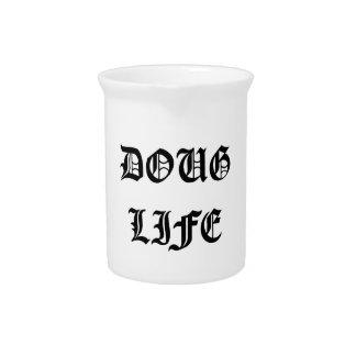 Doug-Leben Getränke Pitcher