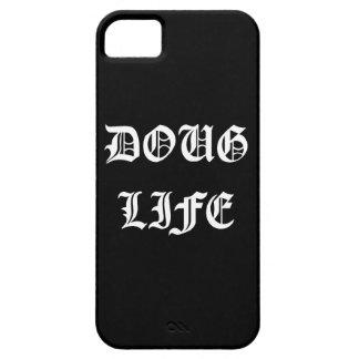 Doug-Leben (weiß) iPhone 5 Hülle