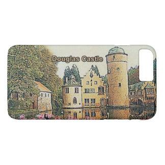 Douglas-Schloss - Seat des Clans Douglas iPhone 8 Plus/7 Plus Hülle