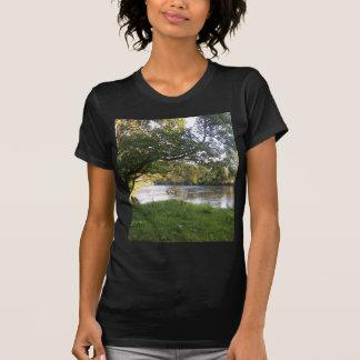 Doune Schloss-Fluss T-Shirt