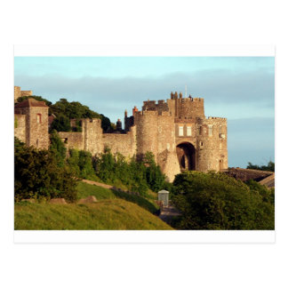 Dover-Schloss, England, Vereinigtes Königreich 3 Postkarte