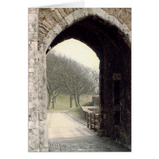 Dover-Schloss Karte