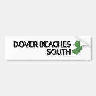 Dover-Strand Süd, New-Jersey Autoaufkleber