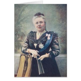 Dowager-Kaiserin Frederick von Deutschland Karte