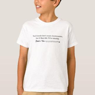 Down-Syndrom:  Wirkliche Freunde T-Shirt