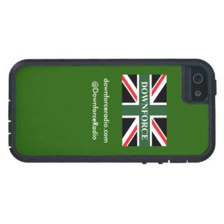 Downforce RadioiPhone 5 Fall für Rennstrecken iPhone 5 Etui