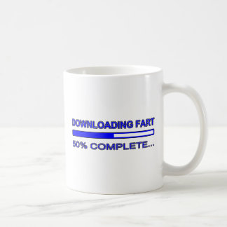 Downloading-Furz Kaffeetasse
