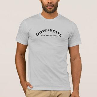 Downstate Korrekturlogo T-Shirt
