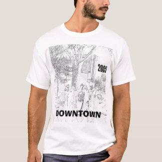 downtownwhat, IM STADTZENTRUM GELEGEN T-Shirt