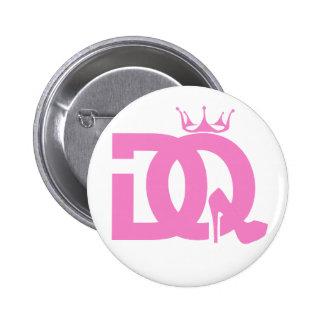DQ Logo Runder Button 5,1 Cm