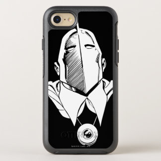 Dr. Fate Mask Outline OtterBox Symmetry iPhone 8/7 Hülle