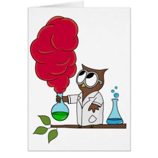 Dr. rer. nat. Owl Karte