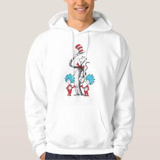 Dr. Seuss | die Katze im Hut, in der Sache 1 u. in Hoodie