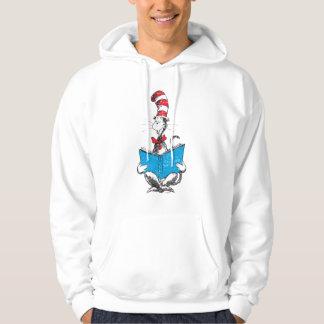 Dr. Seuss | die Katze im Hut - Lesung Hoodie