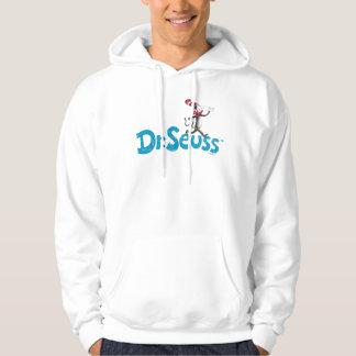 Dr. Seuss | die Katze im Hut-Vintagen Logo Hoodie