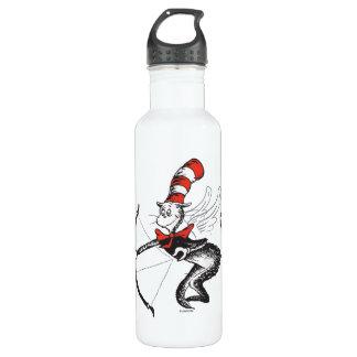 Dr. Seuss Valentine | die Katze im Hut-Amor Trinkflasche