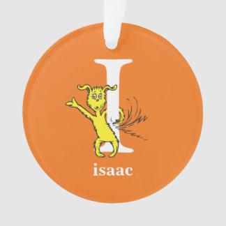 Dr. Seusss ABCs: Buchstabe I - Weiß | addiert Ornament