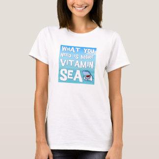 Dr. Shaaark - Vitamin-Seedamen-T - Shirt
